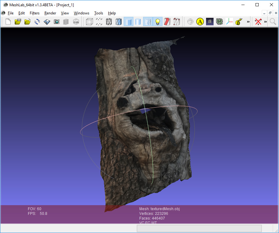 Command-Line Photogrammetry with AliceVision (Tutorial/Guide